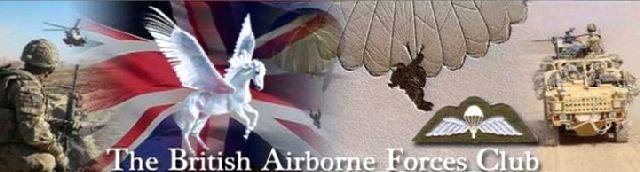 British Airborne Forces Club